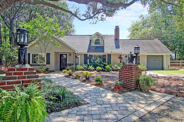 2227 Woodland Shores Road, Charleston, SC 29412 (#21024793) :: The Cassina Group