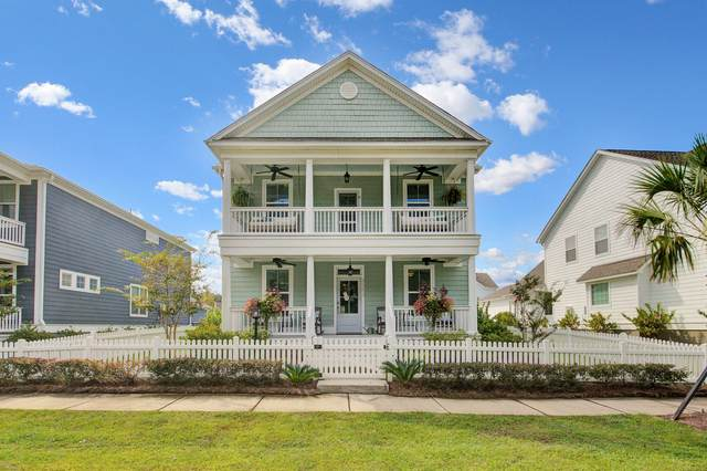 3353 Stockdale Street, Mount Pleasant, SC 29466 (#21025017) :: Hergenrother Realty Group
