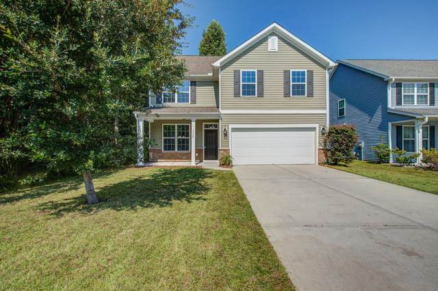 5029 Wapiti Way, Hollywood, SC 29449 (#21025085) :: Hergenrother Realty Group