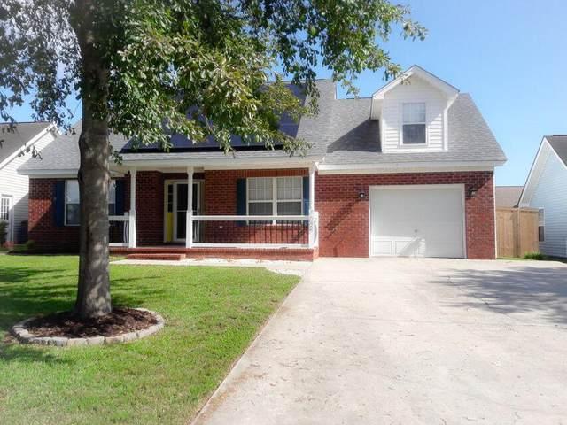 7642 Brookdale Boulevard, North Charleston, SC 29418 (#21025163) :: Flanagan Home Team