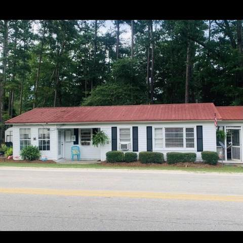 147 Mill Creek Road, Vance, SC 29163 (#21025214) :: Hergenrother Realty Group