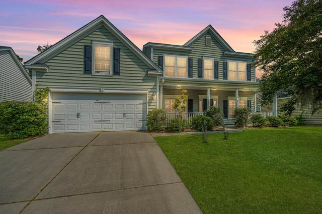 412 Sycamore Shade Street, Charleston, SC 29414 (#21025217) :: Hergenrother Realty Group