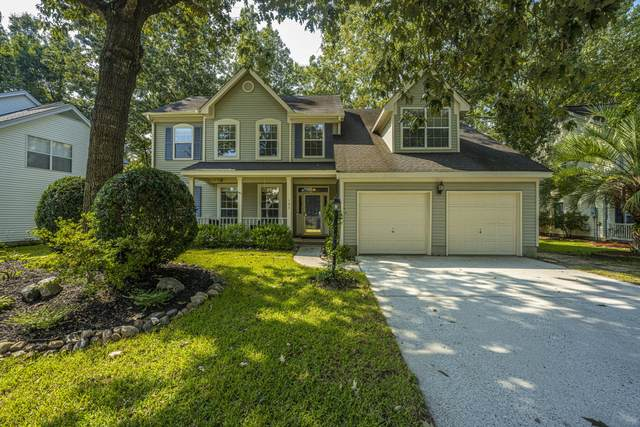 103 Galsworthy Drive, Goose Creek, SC 29445 (#21025245) :: The Cassina Group