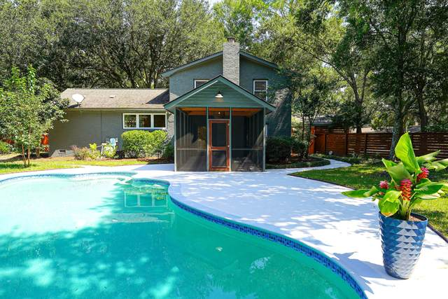 1065 Fort Sumter Drive, Charleston, SC 29412 (#21025280) :: The Cassina Group