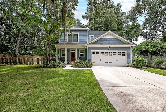 610 Wateree Drive, Charleston, SC 29407 (#21025282) :: Flanagan Home Team