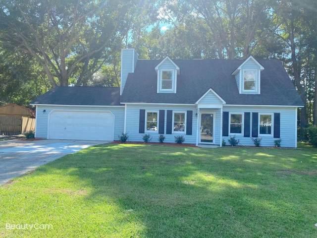 106 William Street, Summerville, SC 29486 (#21025293) :: Realty ONE Group Coastal