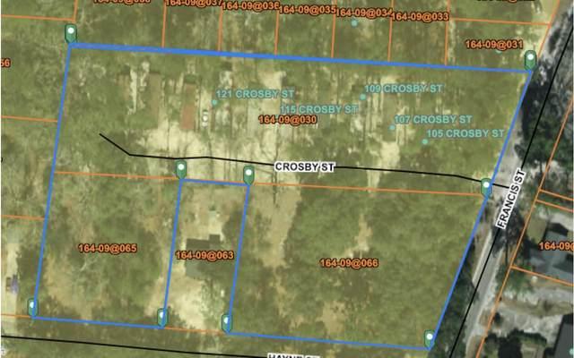 109 Crosby Street, Walterboro, SC 29488 (#21025312) :: Flanagan Home Team