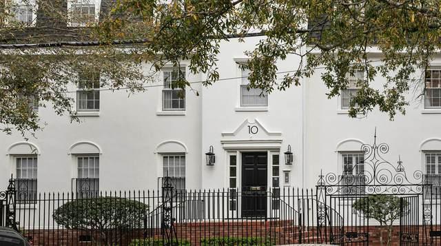 10 Logan Street #6, Charleston, SC 29401 (#21025316) :: The Cassina Group