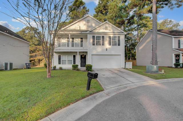8769 Red Oak Drive, North Charleston, SC 29406 (#21025350) :: The Cassina Group