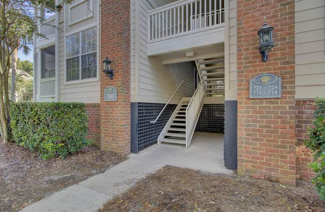 1600 Long Grove Drive #724, Mount Pleasant, SC 29464 (#21025369) :: The Cassina Group