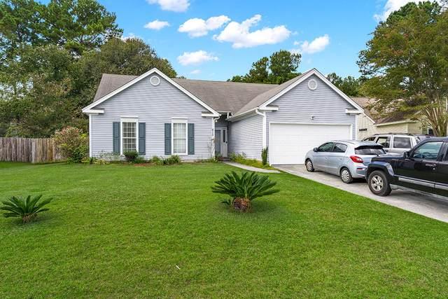 615 Alwyn Boulevard, Summerville, SC 29485 (#21025378) :: Flanagan Home Team
