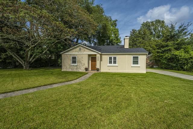 528 Parkwood Estates Drive, Charleston, SC 29407 (#21025396) :: Hergenrother Realty Group