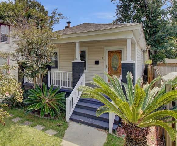17 Poplar Street, Charleston, SC 29403 (#21025400) :: Hergenrother Realty Group