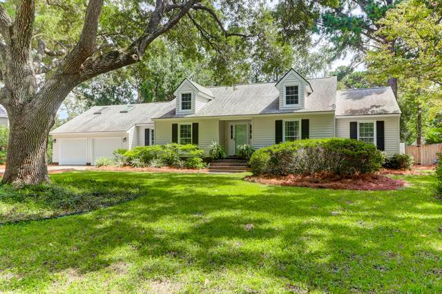 660 Old Plantation Road, Charleston, SC 29412 (#21025406) :: The Cassina Group