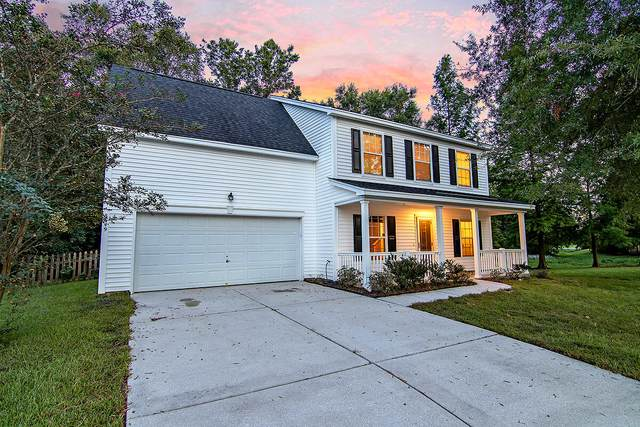 8649 Madelyn St, North Charleston, SC 29406 (#21025422) :: The Cassina Group