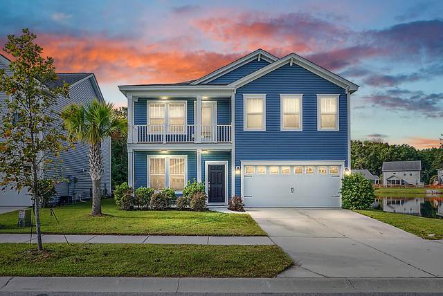 3149 Timberline Drive, Johns Island, SC 29455 (#21025445) :: The Cassina Group