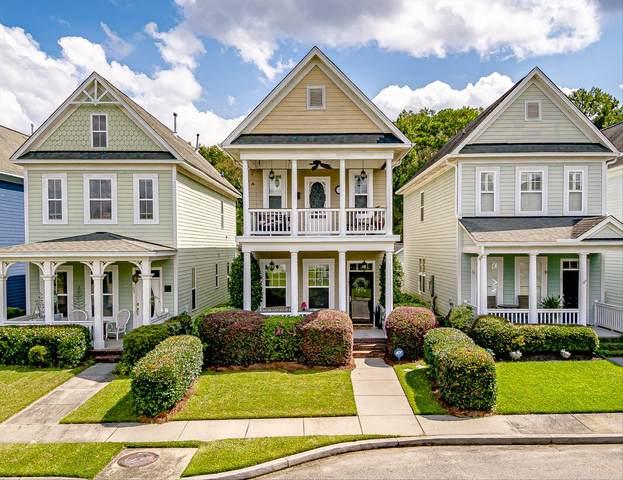 105 Hyacinth Street, Summerville, SC 29483 (#21025450) :: The Cassina Group