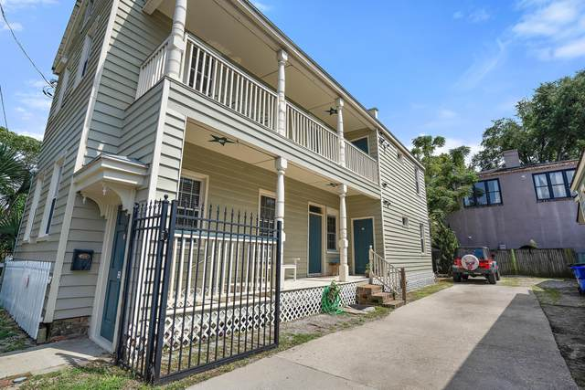 7 Kennedy Court, Charleston, SC 29403 (#21025479) :: Hergenrother Realty Group