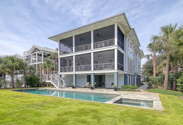 122 Charleston Boulevard, Isle Of Palms, SC 29451 (#21025482) :: The Cassina Group