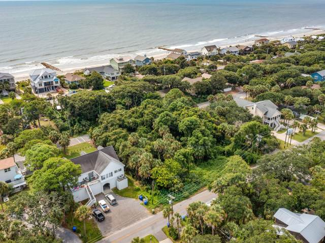 1110 E Ashley Avenue, Folly Beach, SC 29439 (#21025483) :: Realty ONE Group Coastal