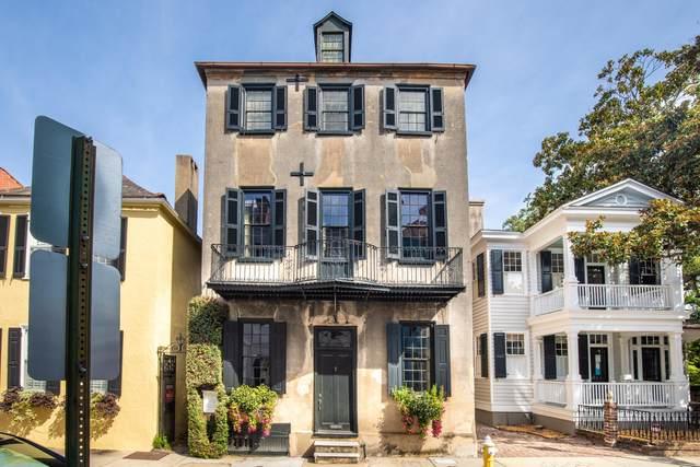 54 Tradd Street, Charleston, SC 29401 (#21025513) :: The Cassina Group
