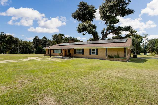 1429 Fulton Avenue, Kingstree, SC 29556 (#21025534) :: Hergenrother Realty Group