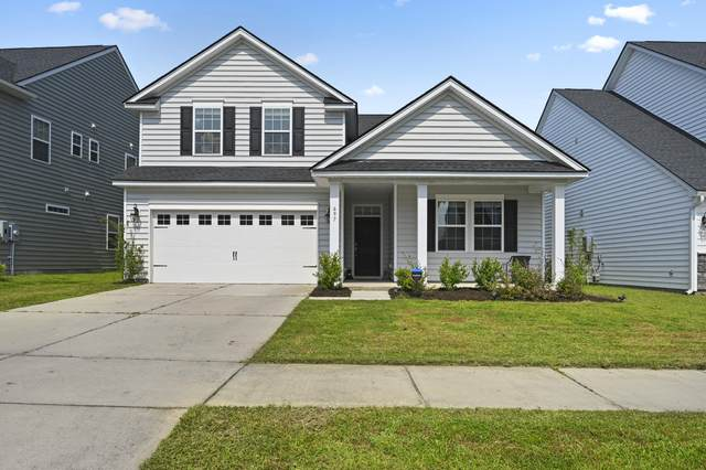 697 Redbud Lane, Summerville, SC 29486 (#21025538) :: Realty ONE Group Coastal