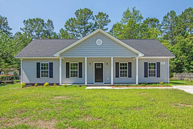 259 S Railroad Avenue, Ridgeville, SC 29472 (#21025596) :: Hergenrother Realty Group