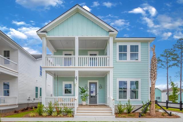 4143 Maidstone Drive, Mount Pleasant, SC 29466 (#21025648) :: The Cassina Group