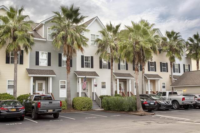 4917 Lake Palmetto Lane, North Charleston, SC 29418 (#21025657) :: Hergenrother Realty Group