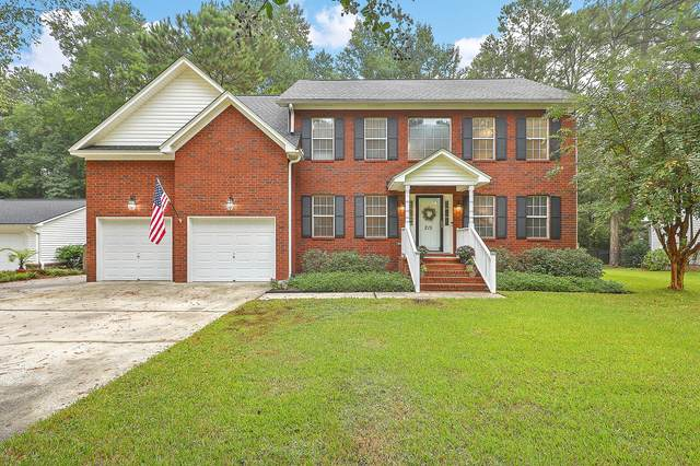 215 King Charles Circle, Summerville, SC 29485 (#21025660) :: The Cassina Group