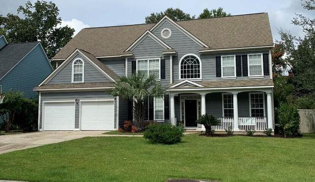 2168 Tall Grass Circle, Mount Pleasant, SC 29466 (#21025685) :: The Cassina Group