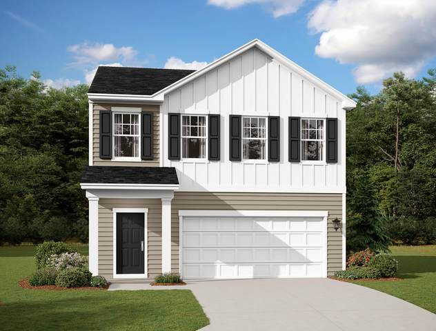 433 Pender Woods Drive, Summerville, SC 29486 (#21025714) :: The Cassina Group