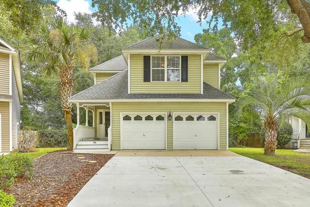746 Shell Sand Road, Charleston, SC 29412 (#21025716) :: Realty ONE Group Coastal
