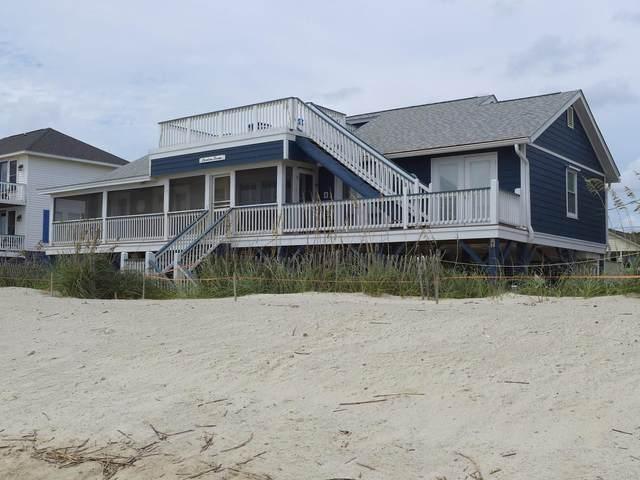142 Palmetto Boulevard, Edisto Beach, SC 29438 (#21025731) :: The Gregg Team