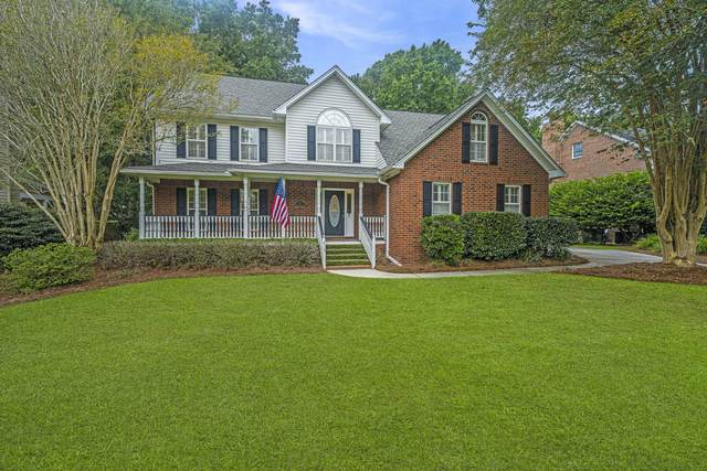 415 Rice Hope Drive, Mount Pleasant, SC 29464 (#21025744) :: The Cassina Group
