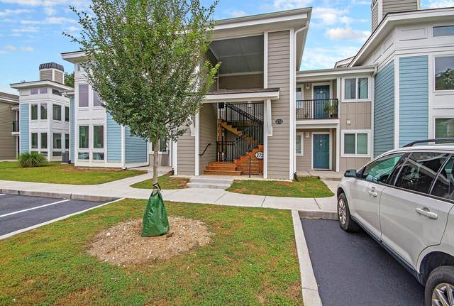 273 Alexandra Drive #7, Mount Pleasant, SC 29464 (#21025762) :: Hergenrother Realty Group