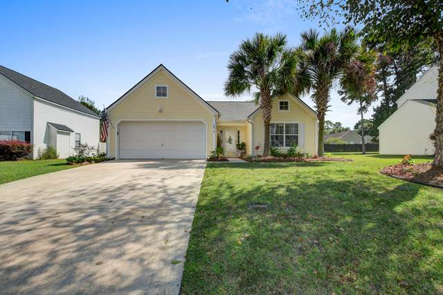 4816 Wheatfield Drive, Summerville, SC 29485 (#21025790) :: Hergenrother Realty Group