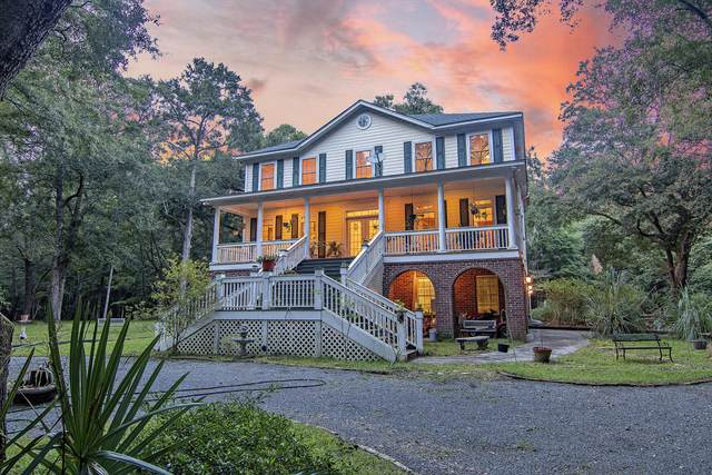 5331 Chisolm Road, Johns Island, SC 29455 (#21025817) :: Hergenrother Realty Group