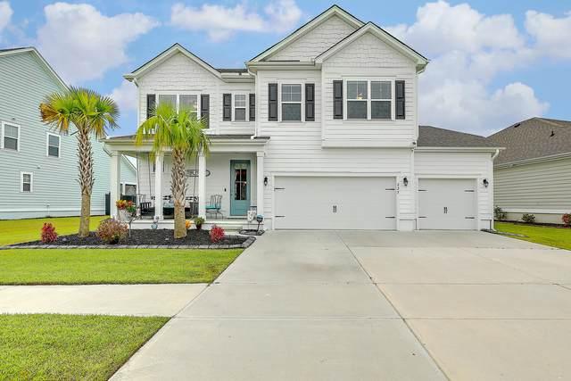 225 Seaworthy Street, Summerville, SC 29486 (#21025834) :: Realty ONE Group Coastal