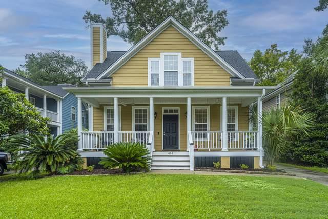 678 Fair Spring Drive, Charleston, SC 29414 (#21025878) :: Realty ONE Group Coastal