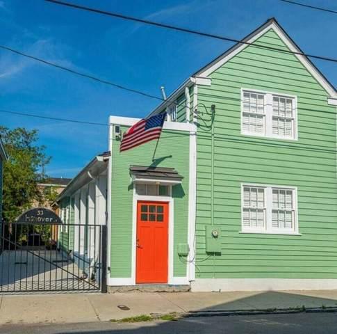 33 Hanover Street, Charleston, SC 29403 (#21025882) :: Hergenrother Realty Group