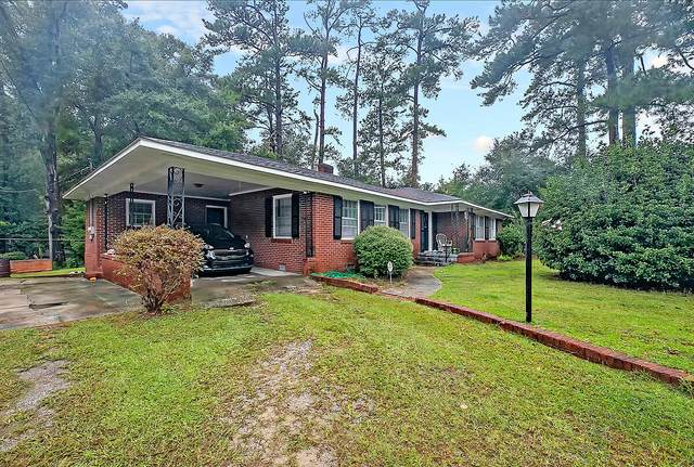 249 Bells Hwy, Walterboro, SC 29488 (#21025888) :: Hergenrother Realty Group