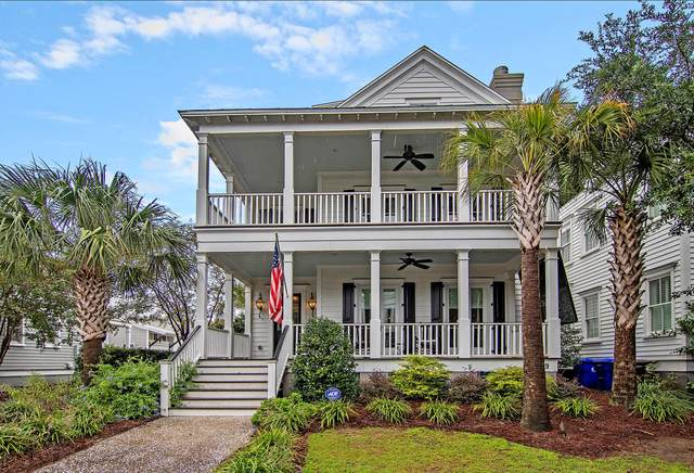 89 Jane Jacobs Street, Mount Pleasant, SC 29464 (#21025909) :: Hergenrother Realty Group