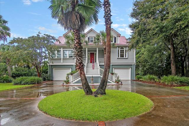 152 6th Avenue, Mount Pleasant, SC 29464 (#21025926) :: Hergenrother Realty Group
