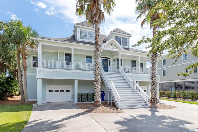 3800 Palm Boulevard, Isle Of Palms, SC 29451 (#21025936) :: Hergenrother Realty Group
