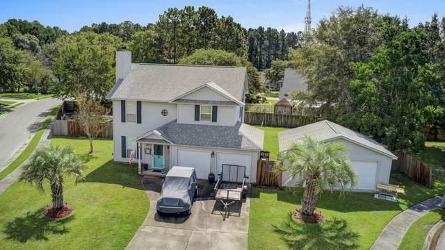 203 Split Pine Court, Summerville, SC 29486 (#21025939) :: Hergenrother Realty Group