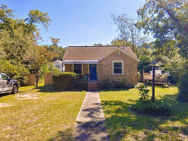 226 Woodland Shores Road, Charleston, SC 29412 (#21025962) :: Hergenrother Realty Group