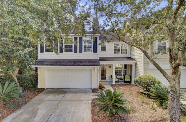 155 Fair Sailing Road, Mount Pleasant, SC 29466 (#21025988) :: Hergenrother Realty Group