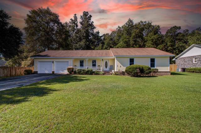 122 Youth Boulevard, Moncks Corner, SC 29461 (#21025992) :: Hergenrother Realty Group